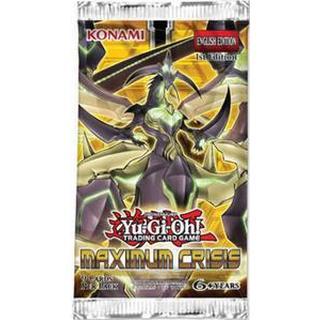 Konami Yu-Gi-Oh! Maximum Crisis Booster Pack
