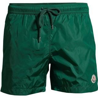 Moncler Swim Shorts - Dark Green