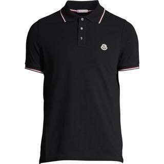 Moncler Polo Shirt - Dark Blue