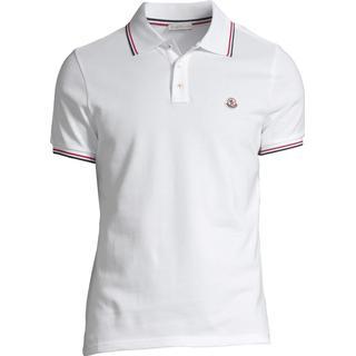 Moncler Polo Shirt - White