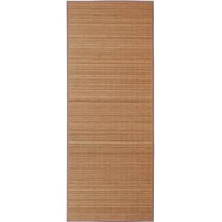 vidaXL Bamboo (80x300cm) Brun