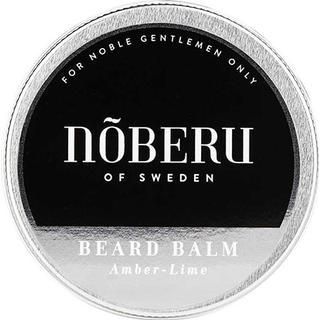 Nõberu of Sweden Beard Balm Amber-Lime 60ml