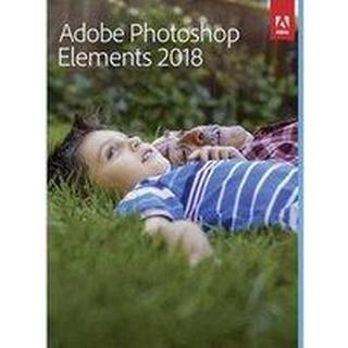 Adobe Photoshop Elements 2018 Win/Mac