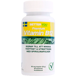 Better You Premium Vitamin B12 90 st