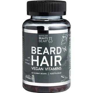 Beauty Bear Beard' N Hair 60 st