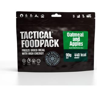 Tactical Foodpack Oatmeal & Apples 90g