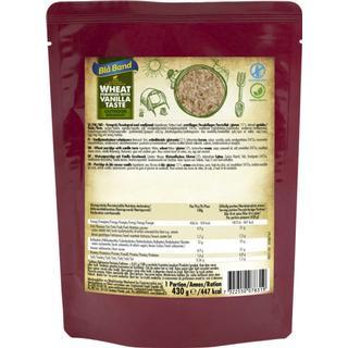 Blå Band Wheat Porridge with Vanilla Taste 430g