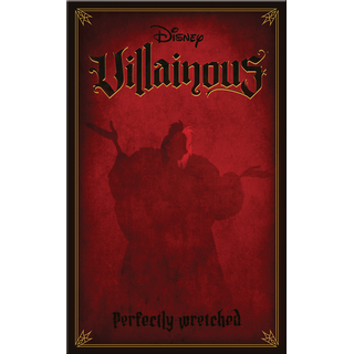 Disney Villainous Perfectly Wretched