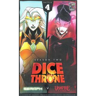 Dice Throne: Season Two Seraph v Vampire Lord