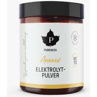 Pureness Elektrolytpulver Ananas