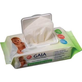 Gaia Baby Wipes Bambus 80pcs