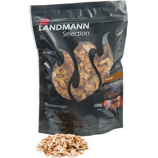 Landmann Selection Hickory Wood Chips 500g