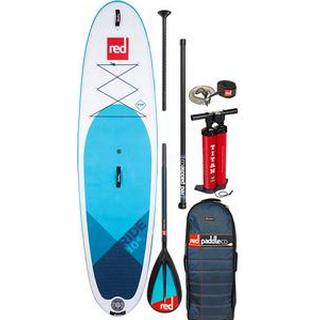 "Red Paddle Ride MSL 10'6"" Set"