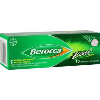 Berocca Boost with Guarana 10 st