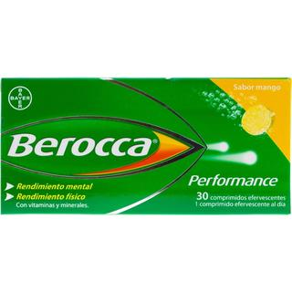 Berocca Performance Mango 30 st