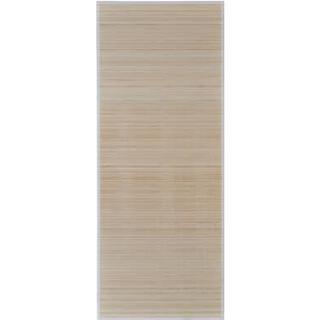 vidaXL Bamboo (80x200cm) Beige