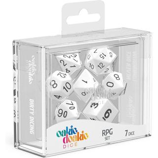 RPG Set Solid White
