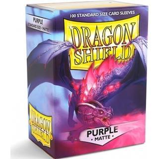 Dragon Shield Matte Purple 100 Standard