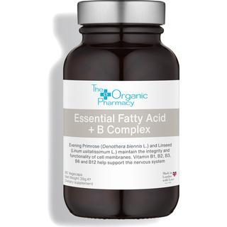 The Organic Pharmacy Essential Fatty Acid + B Complex 60 st