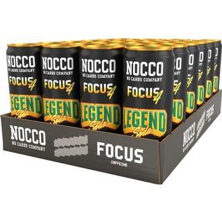 Nocco Focus 4 Legend Soda 330ml 24 st