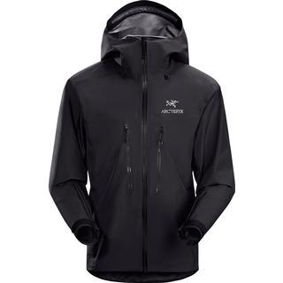 Arc'teryx Alpha AR Jacket - Black