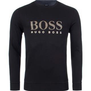 Hugo Boss Tracksuit Sweatshirt - Black