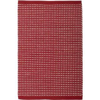 Svanefors Vilde (160x230cm) Röd