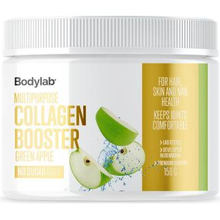 Bodylab Collagen Booster Green Apple 150g