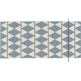 Horredsmattan Zigge (70x250cm) Blå