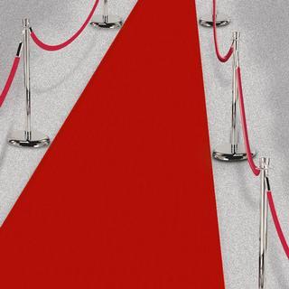 Red Carpet (50x450cm) Röd