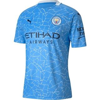 Puma Manchester City Home Replica Jersey 20/21 Sr
