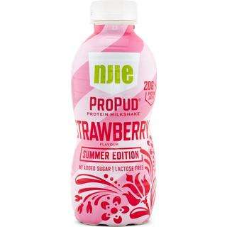 NJIE ProPud Protein Milkshake Strawberry 1 st