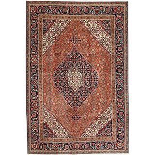 Furniturebox Tabriz (195x290cm) Flerfärgad