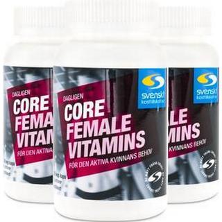 Svenskt Kosttillskott Core Female Vitamins 360 st