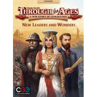 Through the Ages New Leaders & Wonders