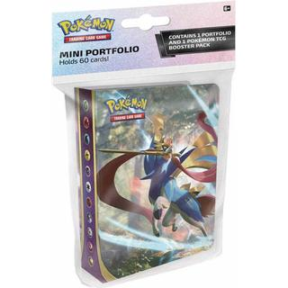 Pokémon Sword & Shield Collector's Album Mini cover + 1 Booster