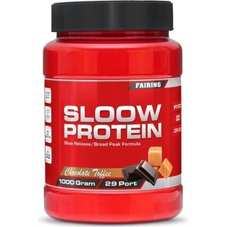 Fairing Sloow Protein Chocolate Toffee 1kg 1 st