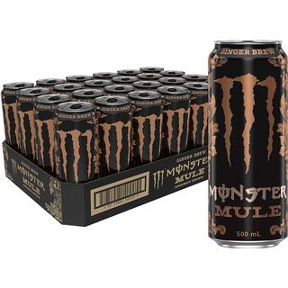 Monster Energy Mule Ginger Brew 500ml 24 st