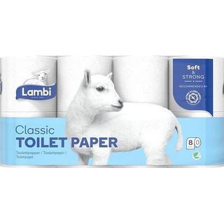 Lambi Classic Toilet Paper 40-pack