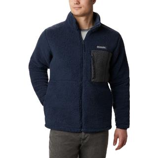 Columbia Mountainside Heavyweight Fleece - Collegiate Navy
