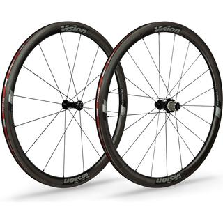 Vision Trimax Carbon 40 Wheel Set