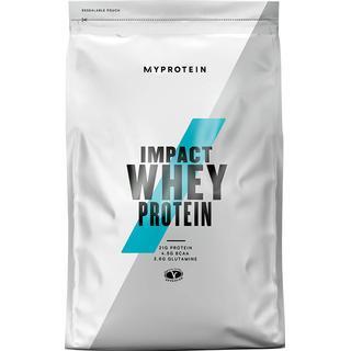 Myprotein Impact Whey Protein White Chocolate 1kg