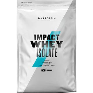 Myprotein Impact Whey Isolate Strawberry Cream 5kg