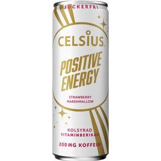 Celsius Positive Energy Strawberry Marshmallow 355ml 1 st