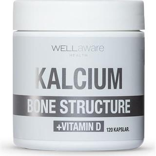 WellAware Kalcium + Vitamin D 120 st