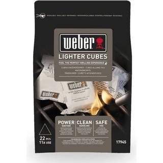 Weber Lighter Cubes 22pcs 17945