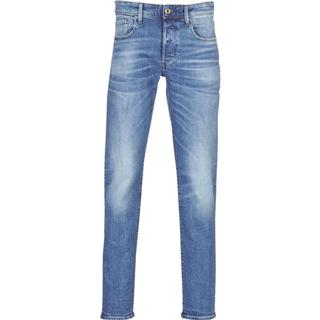 G-Star 3301 Straight Jeans - Authentic Faded Blue