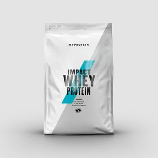 Myprotein Impact Whey Protein Strawberry Jam Roly Poly 1kg