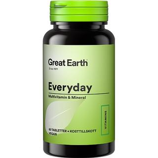 Great Earth Everyday 60 st