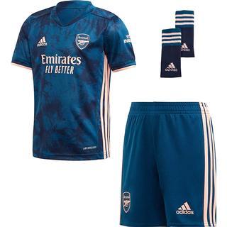 Adidas Arsenal Third Jersey Mini Kit 20/21 Youth